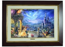 Thomas Kinkade Signed & Numbered Lithograph Collection
