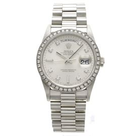 Rolex Platinum Presidential