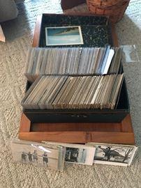 Hundreds of Vintage Post Cards!!