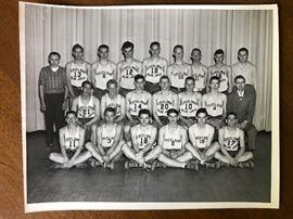 Excelsior Blue Jays 1940s