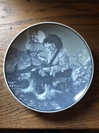 Norwegian Plate