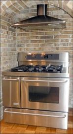 Kenmore Elite Gas Stove