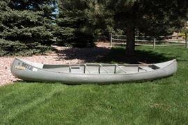 Sears Canoe