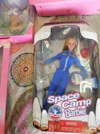 Space Camp Barbie