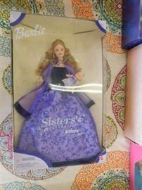 Sisters Celebration Krissy Barbie
