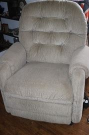 Electric lift chair.