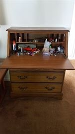 Secretary Desk (open)