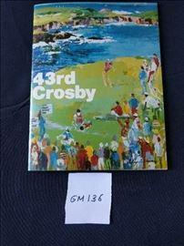 43rd Crosby 1964 bing Program