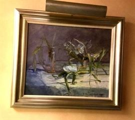 Donna Phipps Stout painting