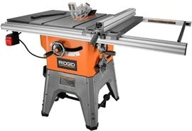 13 Amp 10 in. Professional Cast Iron Table Saw R45 ...