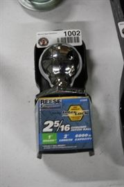 Resse 2 Inch Hitch Ball