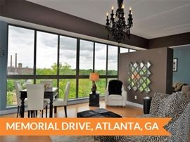 Single Owner Sale, moved off-site to the Atlanta Expo Center,  Portico, North Building