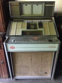 1960'S ROCK-OLA JUKE BOX