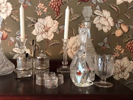 Assorted Glass, EAPG, Wexford, etc.