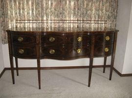 Beautiful Heritage Furniture - Heirloom Server with Drawers
