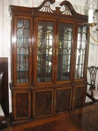 Stunning Heritage Furniture - Heirloom China Cabinet
