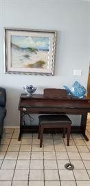 wonderful smaller size digital piano
