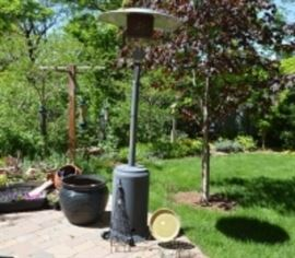 Dam West Patio Heater