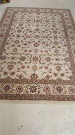Artisan rug 5x7.8   $50
