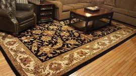 Artisan rug hand woven. 8x10 $600