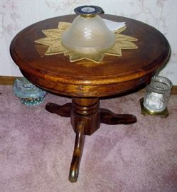 A pair of these tables     $125