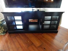 TV Credenza - TV not included