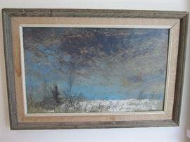 Mel Kishner Landscape