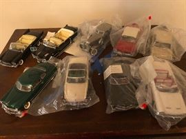 Collectible Toy Cars, vintage