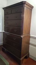 1800s chest-on-chest