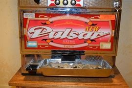 Pulsar Slot Machine