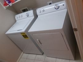 NEW = General Electric Washer & Dryer set!!! Early Birds will jump in these for re-sell. Come claim these prizes!!!