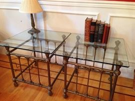 Iron Bed Side Tables