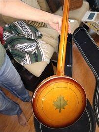 Banjo Antares ABJ-244 nice looking instrument