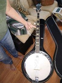 Front of banjo