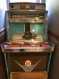 Vintage ROCKOLA jukebox. Buy it now price of $7000 or best offer at the end of the sale on Saturday at 3
