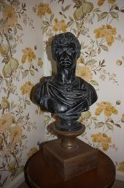 Antique bust