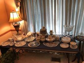 China, Glassware, Crystal