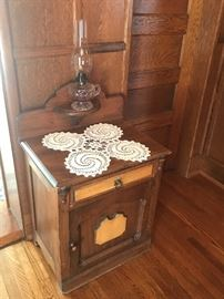 Victorian Commode Stand