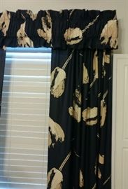 window treatment curtains