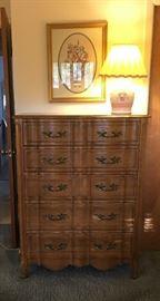 bedroom 5 drawer chest