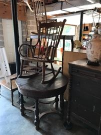 Antique furniture and  resale projects