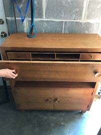 Mid Century Chest /secretary