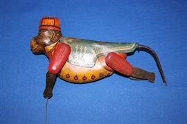 Vintage Zippo The Climbing Monkey