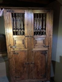 Spanish Chest/Armoire