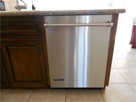 Viking Stainless Steel Dishwasher
