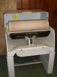 Ironrite ironing machine, works or repurpose the metal cabinet! Was $30, marked down to only $10!