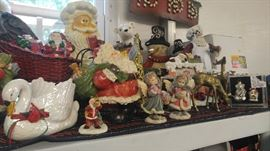 Massive Christmas decorations