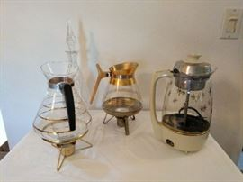 Mid-Century Coffee Service