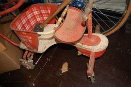 1940's Taylor Tot Metal Stroller