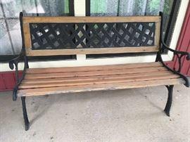 Loved Bench